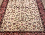 Beispiel eines Täbriz-Teppichs, Foto: Orient Teppich Palais 1001 Nacht/www.1001nachthamburg.de