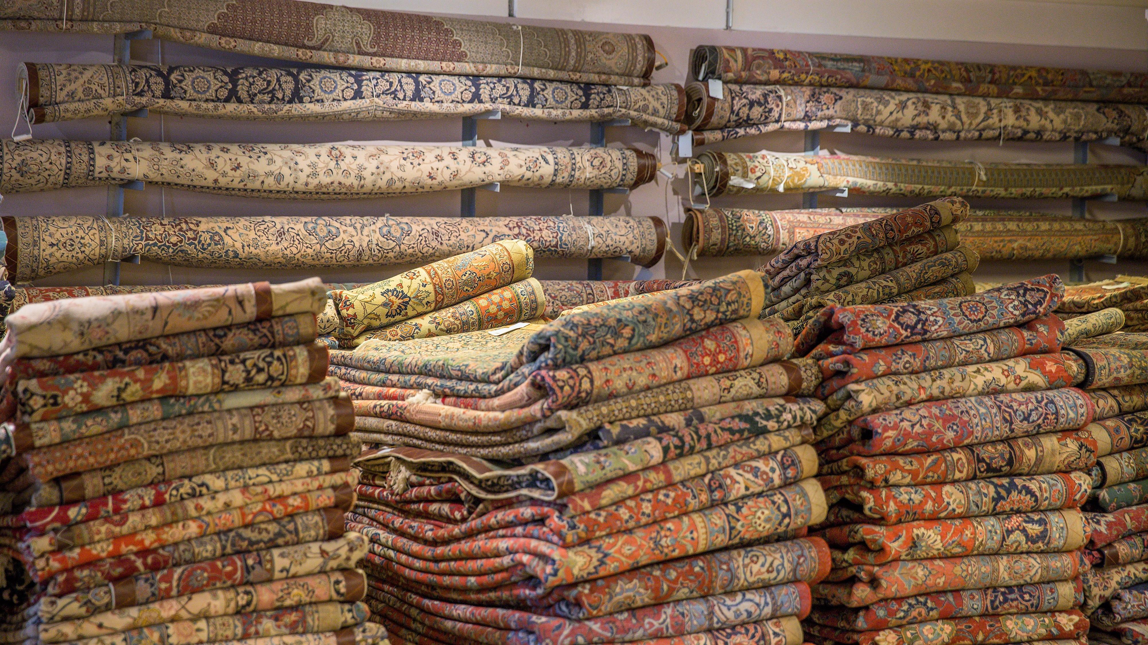 Ausgefallene Orient Teppiche