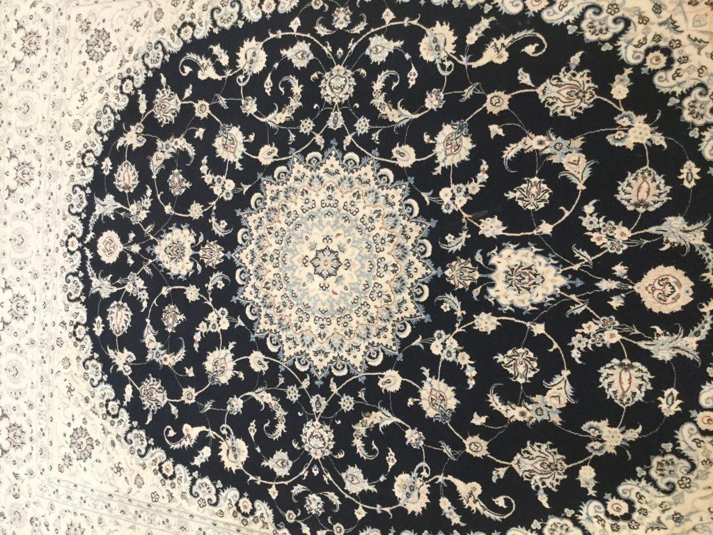 Mandelförmiges Medaillon/Foto: www.1001nachthamburg.de